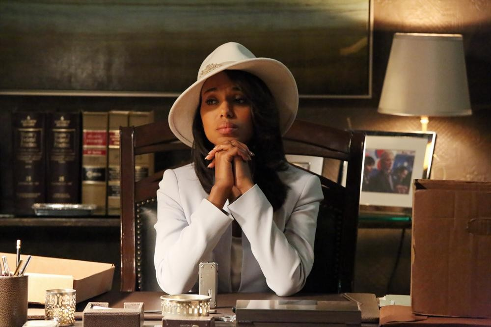 Olivia Pope White Hat