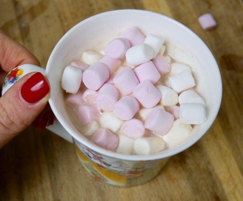 Rustic Boozy Hot Chocolate