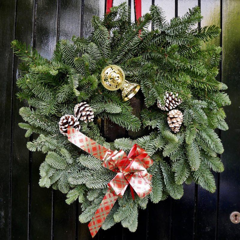 Wreath Shopping