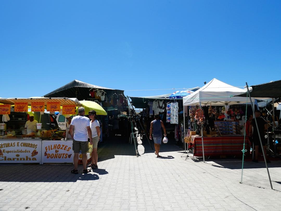 Quarteira Gypsy Market