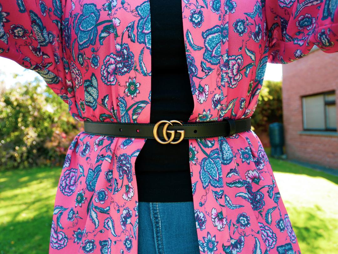 That Gucci Belt