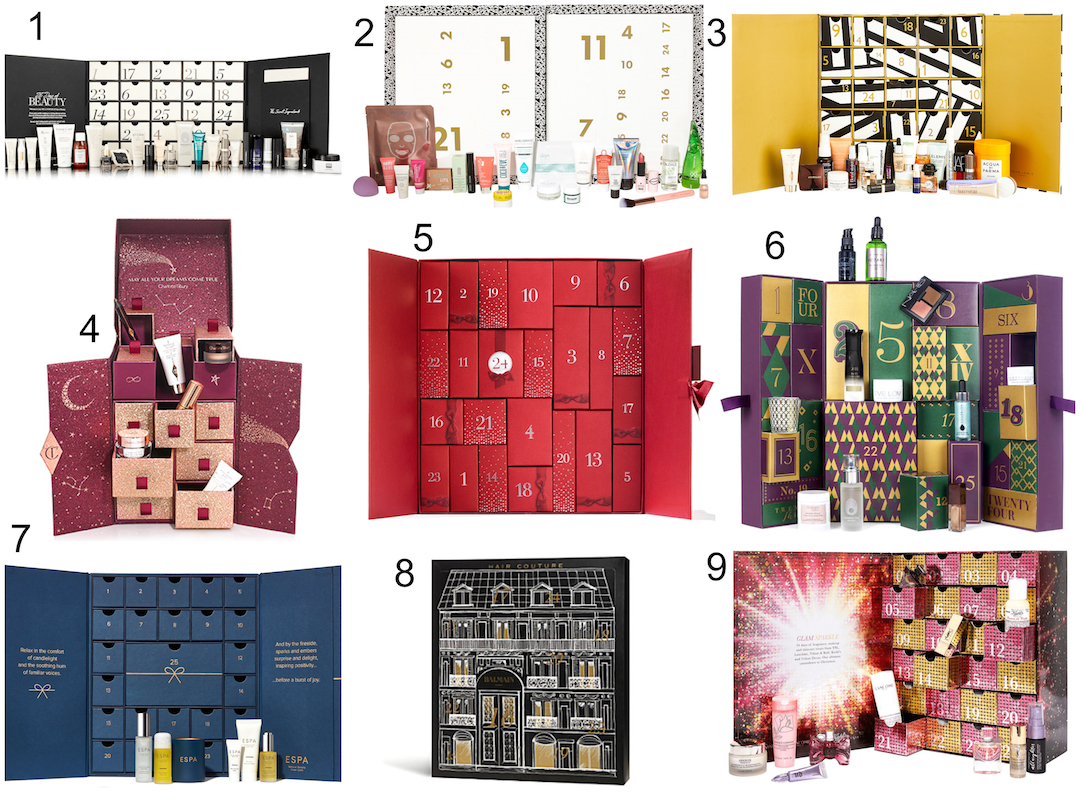 9 beauty advent calendars that are still available. Black Bedroom Furniture Sets. Home Design Ideas