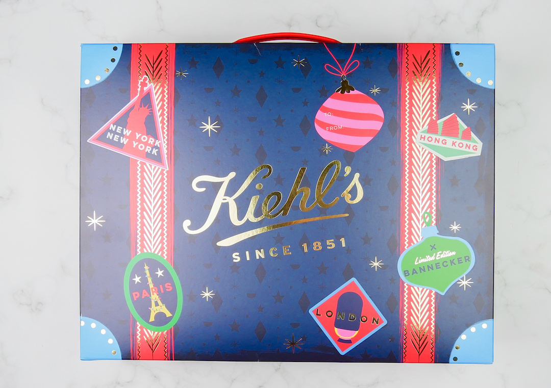 Kiehl's X Bannecker Advent Calendar