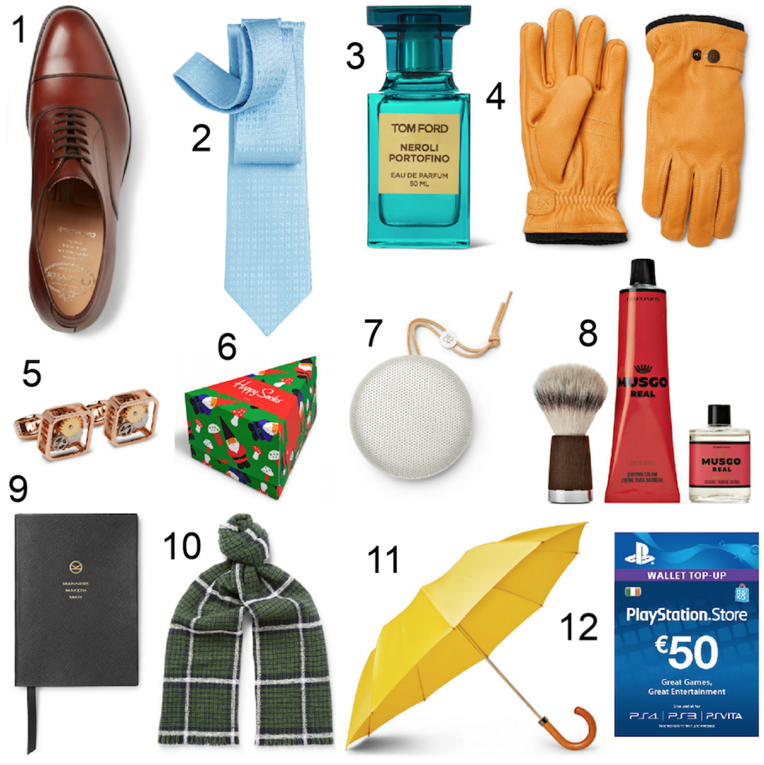 Christmas Gift Guide 2018: For Himself