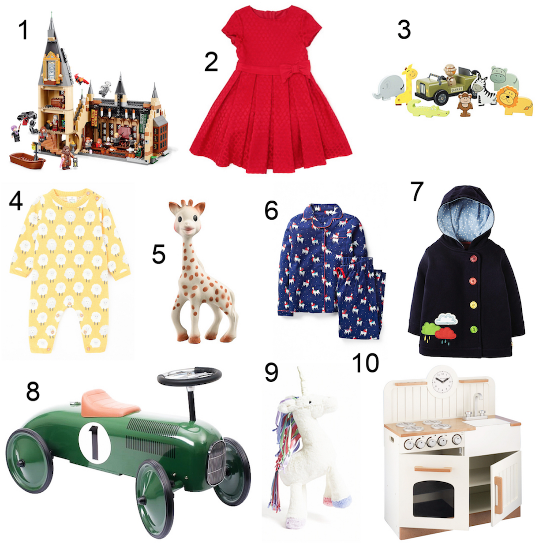 Christmas Gift Guide For Little Ones