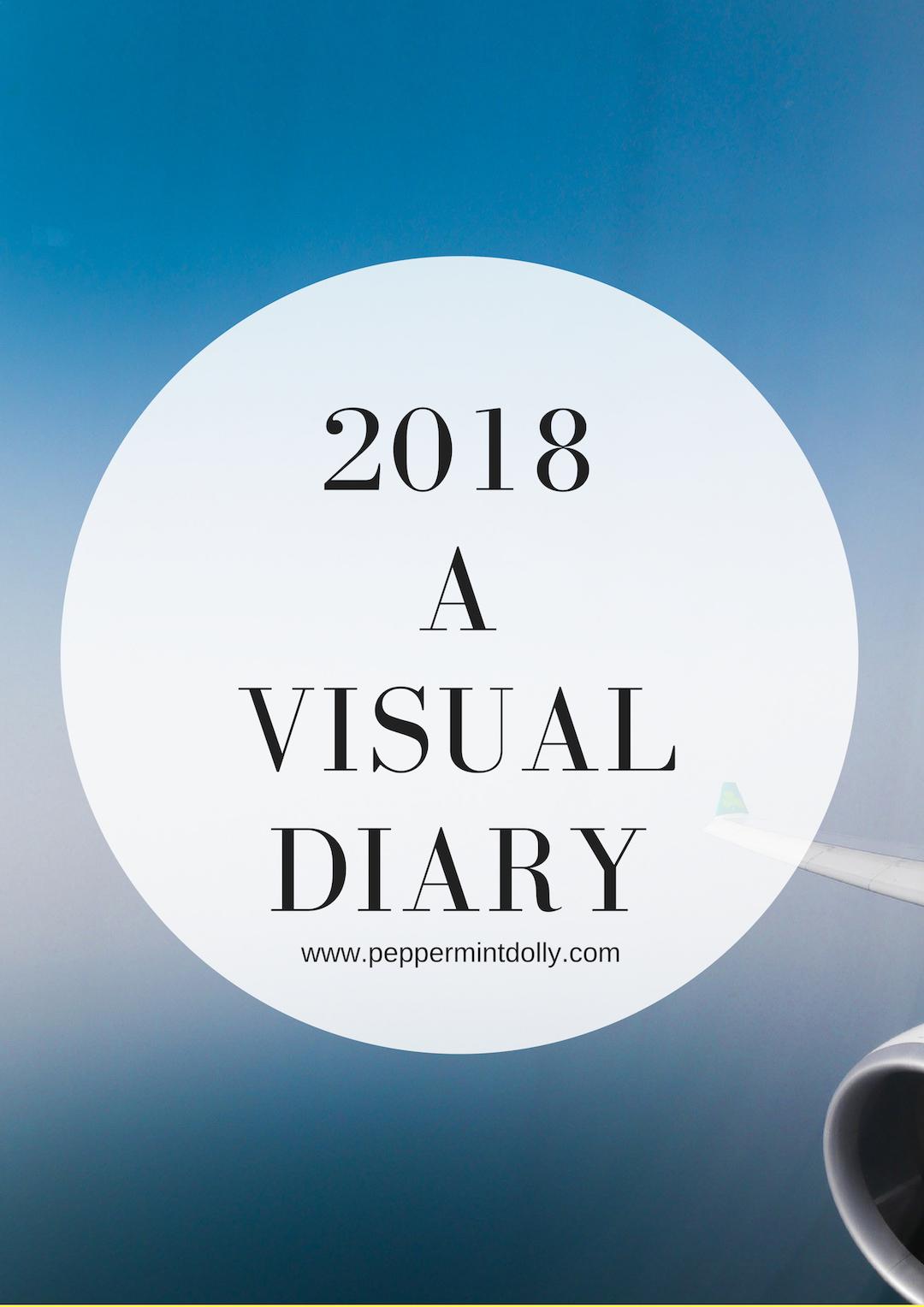 2018 A Visual Diary