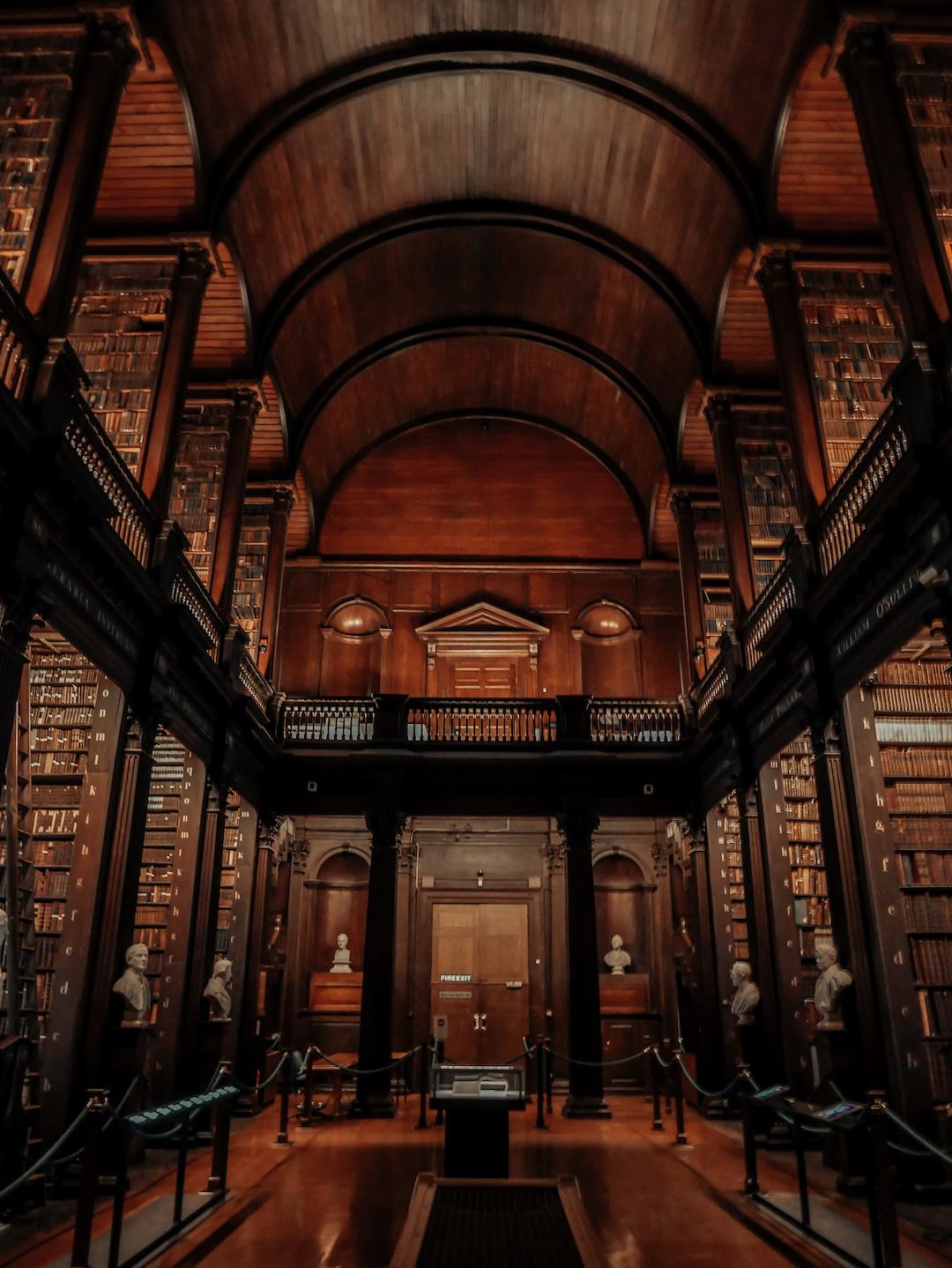 The Long Room Trinity