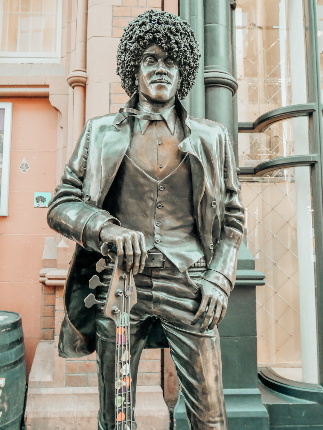 Things To Do In Dublin: Visit The Philip Lynott Statue