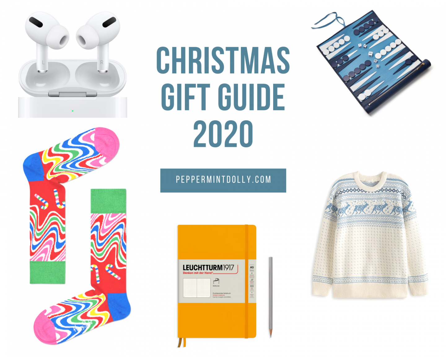 Christmas Gift Guide Cover