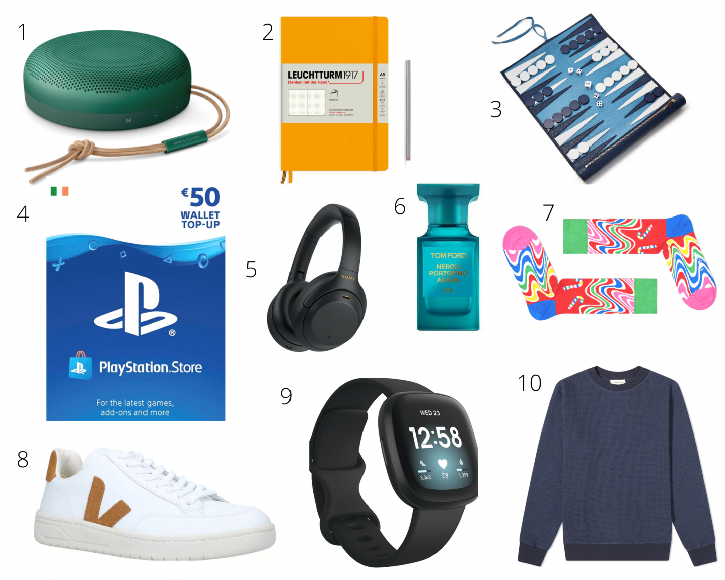 Gift Guide For Men 2020